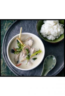 Vegi Tom Ka Gai Suppe