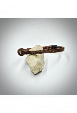 Armband aus Pferdehaar  Länge verstellbar