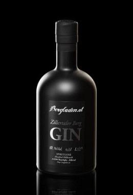 Zillertaler Berg Gin 39% Vol.