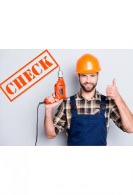 Wartung von Maschinen und Anlagen