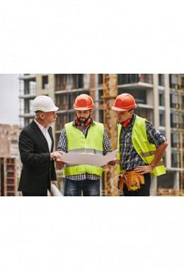 Lebenswichtige Regeln im Bauhauptgewerbe