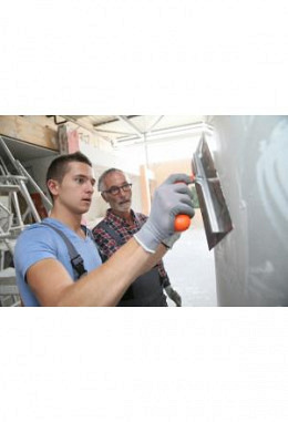 Einführung neue Mitarbeiter Baunebengewerbe