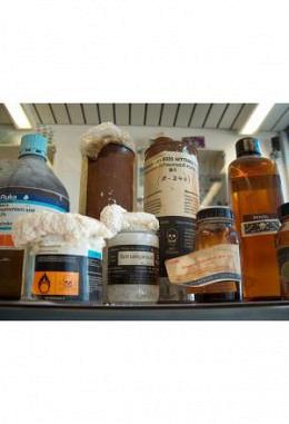 Chemikalien – gefährliche Stoffe
