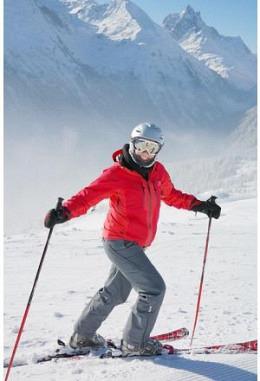 Wintersport – aber sicher!
