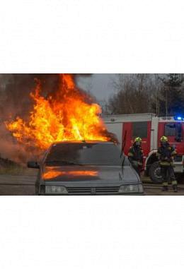 Verhalten bei einem Brand