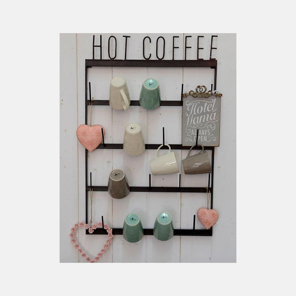 Tassenhalter Bistro HOT COFFEE