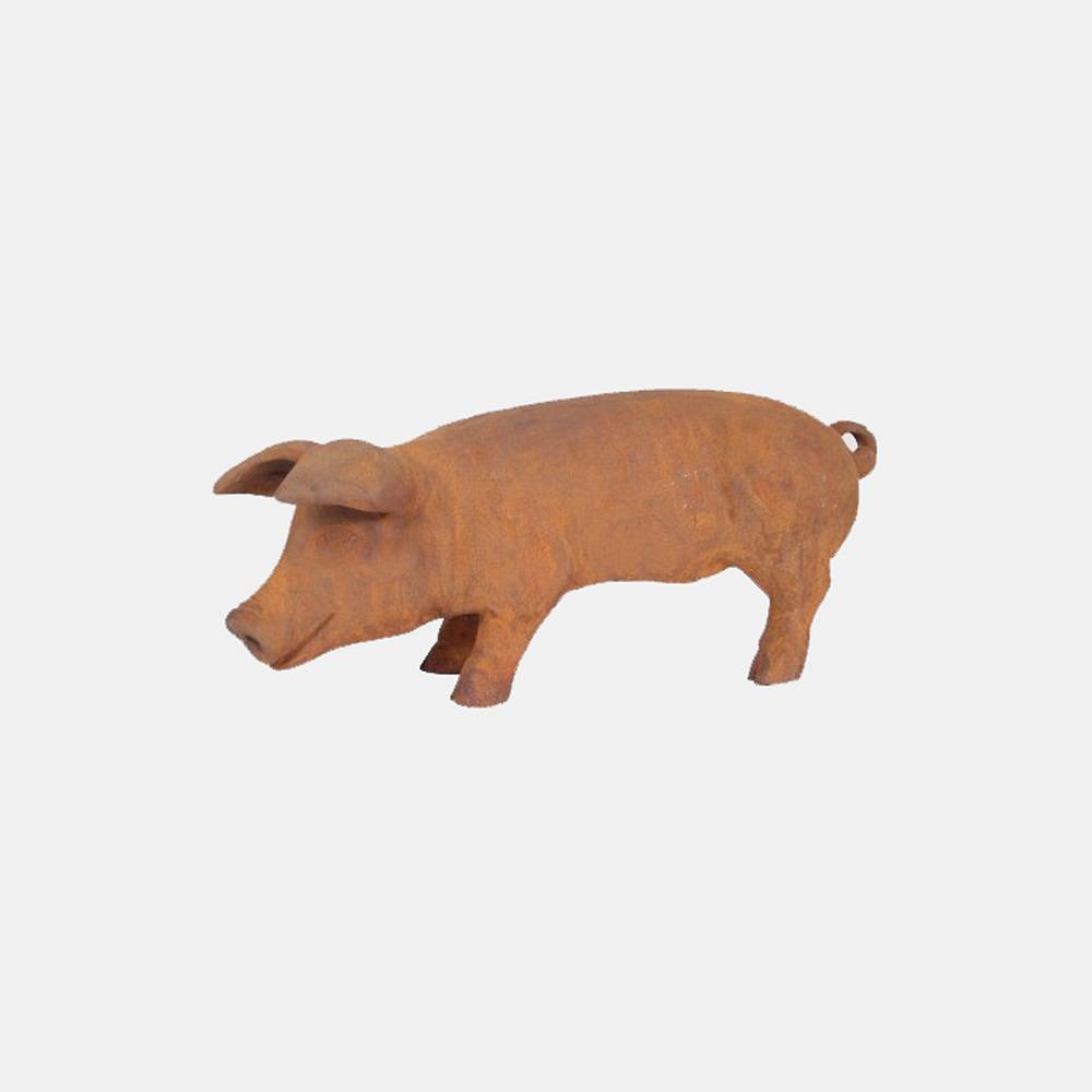 Gartenschwein Porky klein