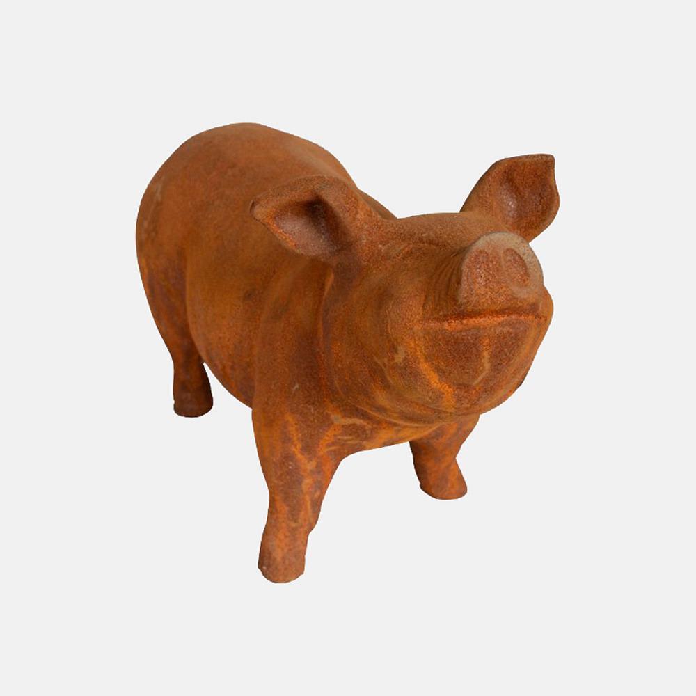 Gartenschwein Bob