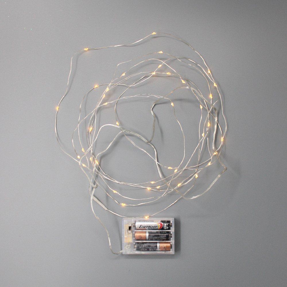 LED Lichterkette 40 Lichter